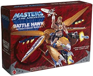 Battle Hawk He-Man Combat Aircreaft - Masters Of The Universe