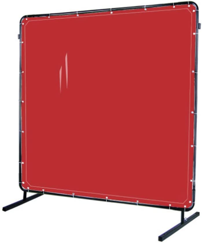 Welding Screen 5 ☆ popular Protective trend rank Red Blanket Flame-Retardant