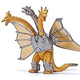 Godzilla Mecha King Ghidorah - Godzilla Monster - King of The Monsters Toy - Movie Monster Series - Godzilla Action Figure 2021 - Godzilla Size 6'' - Toy for Boys Godzilla (1)