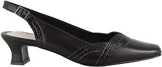 Easy Street Womens Stunning Dress Heels & Pumps Shoes, Black, 9