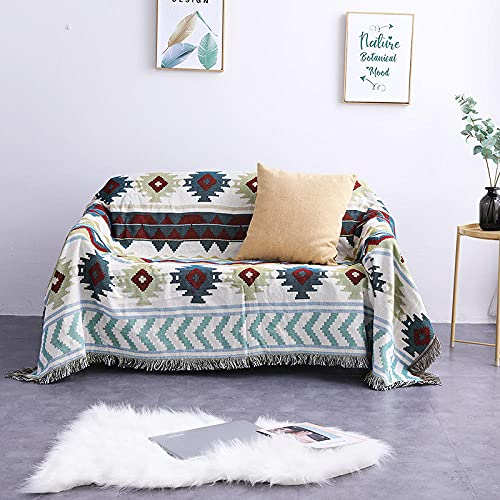 haoyunlai Camping Beach Blanket Decor Nordic style farmhouse decoration blanket sofa cover of carpet casual travel blanket-02_90*150cm
