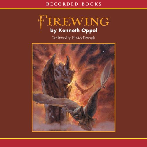 Firewing audiobook cover art