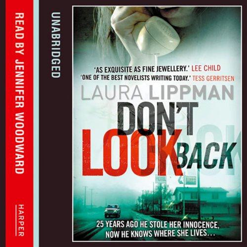 Don't Look Back audiobook cover art