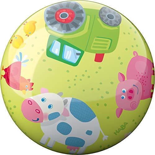 HABA 301986 Ball Bauernhof-Tiere
