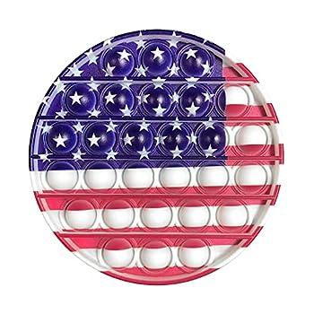Best circle american flag Reviews