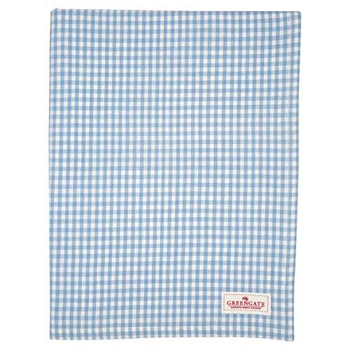 GreenGate - Tischdecke - Vivi - pale blue - Baumwolle - 130x170cm