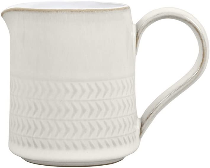 Denby Brand new USA Natural Canvas Jug Small Lowest price challenge Textured