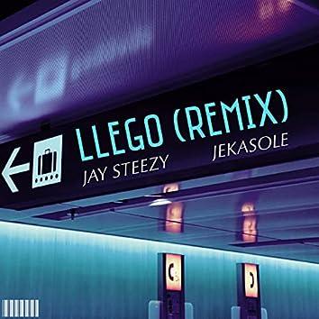 Llego (Remix)