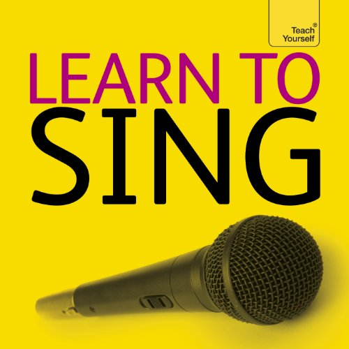 Learn to Sing audiobook cover art