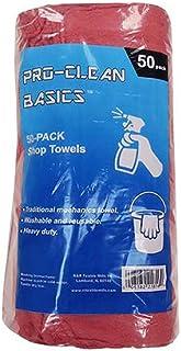 Beauty Safe A71244 Towel, Pack of 12, Burgundy