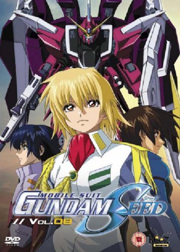 Mobile Suit Gundam Seed - Vol. 8