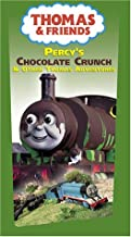 Thomas the Tank Engine and Friends - Percy`s Chocolate Crunch [VHS]