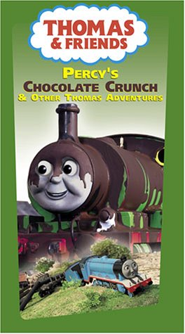 Thomas the Tank Engine and Friends - Percy's Chocolate Crunch [VHS]