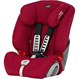 Britax Römer 2000025424 EVOLVA 1-2-3 SL SICT Multicolore (FLAME RED)