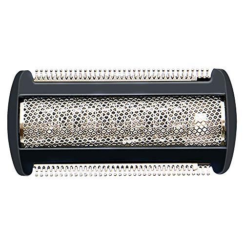 Leepesx Lámina de afeitadora de cabeza de repuesto para afeitadora compatible con Philips Norelco Bodygroom BG2024-2040