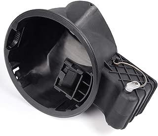 Fuel Filler Door Housing Pocket Assembly Fit For Ford F150 F-150 2004-2008 - Replaces# 4L3Z-9927936-BA, 924-801, 4L3Z9927936BA, 924801 - Gas Tank Cap Door Hinge