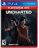 Uncharted: The Lost Legacy PlayStation Hits (輸入版:北米) - PS4