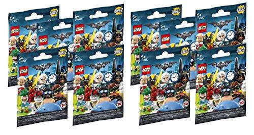 CAGO Lego Minifigures - Batman Movie Serie 2 (71020) - 5 Tüten