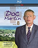 Doc Martin: Series 8 [Blu-ray] [Import]