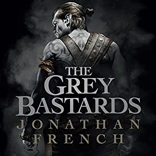 The Grey Bastards     The Lot Lands              By:                                                                                                                                 Jonathan French                               Narrated by:                                                                                                                                 Will Damron                      Length: 17 hrs and 47 mins     258 ratings     Overall 4.5