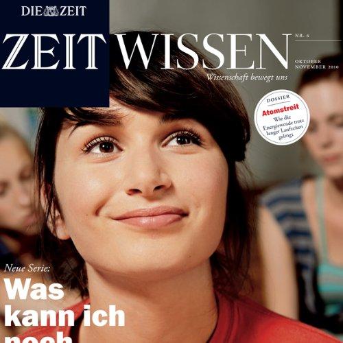 ZeitWissen, Oktober 2010 Titelbild