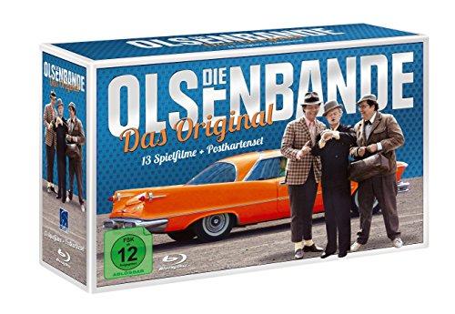 Die Olsenbande - Das Original [Blu-ray]