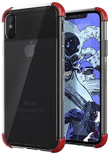 AmazonUkkitchen GHOSTEK Covert 2 Hoesje met Industriële Kracht Militaire Drop Bescherming voor Apple iPhone X -