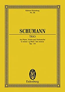 Piano Trio, Op. 110 in G Minor
