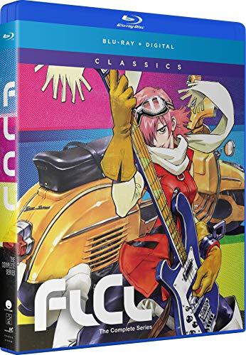 FLCL SEASON SET CLASSIC BD+FN [Blu-ray]
