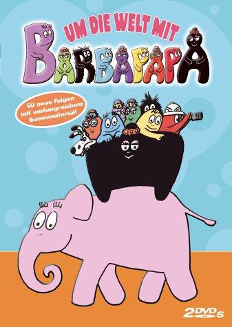 Um die Welt mit Barbapapa (DVD-Box)