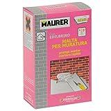Piccole riparazioni e lavori di costruzione di muratura con mattoni, ecc. Per uso interno ed esterno. Ideale per lavori di costruzione.
