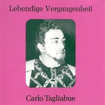 Lebendige Vergangenheit - Carlo Tagliabue