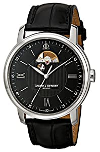 Baume & Mercier Men's 8689 Classima Skeleton Display Watch Find Prices and Buy NOW!!! and review