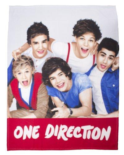 One Direction Craze Fleecedecke