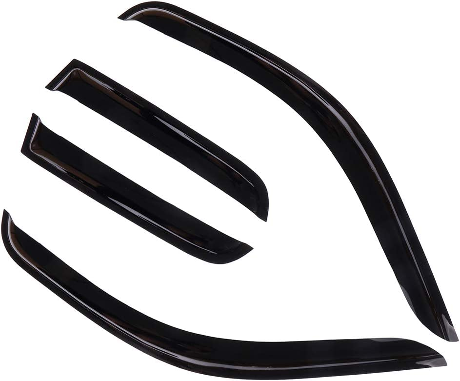 Ventvisor Side Window Deflector Limited price sale Discount is also underway Visors Fit Rain Guard Set