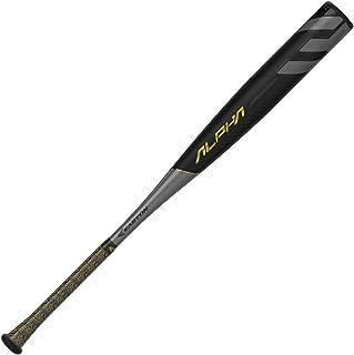 "EASTON Project 3 Alpha -3 BBCOR Baseball Bat   2019   1 Piece Aluminum   Carbon-Core   ATAC Alloy   VRS COR   Speed End Cap   Lizard Skin Grip   2 5/8"" Barrel"