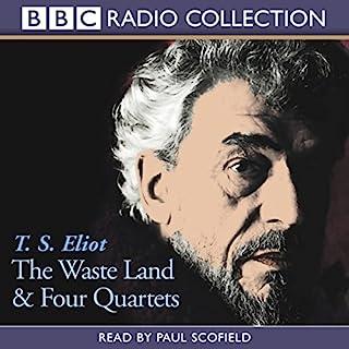 The Waste Land & Four Quartets cover art