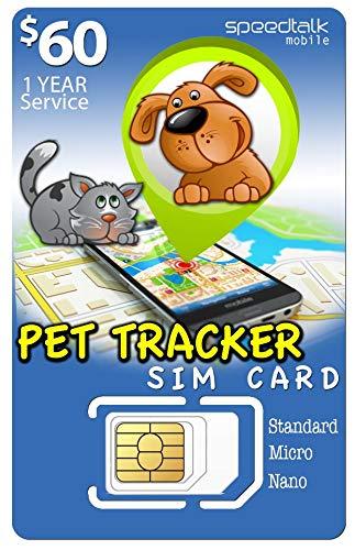 SpeedTalk Mobile 1 Year PET Tracker…
