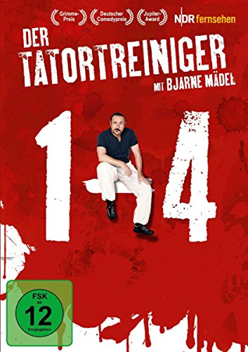 Staffel 1-4 Box (4 DVDs)