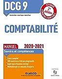 DCG 9 Comptabilité - Manuel - 2020-2021: 2020/2021 (2020-2021)