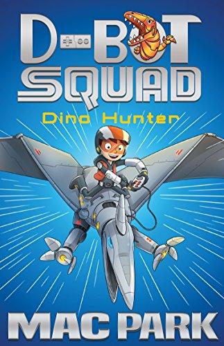Dino Hunter (D-Bot Squad)