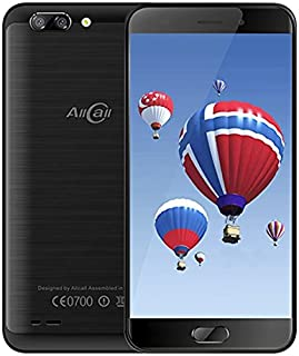 MDY AYSMG Atom, 2GB+16GB, Dual Back Cameras, 5.2 inch Android 7.0 MTK6737 Quad Core up to 1.3GHz, Network: 4G, OTG, Dual SIM(Black) MDYH (Color : Black)