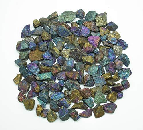 Steinfixx Chalkopyrit I Buntkupfer I Edelsteine I Heilsteine I Rohsteine I Mexiko (2000gr)