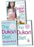 Dr Pierre Dukan Diet Collection 3 Books Set Pack RRP: £42.97