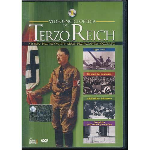Videoenciclopedia Terzo Reich Vol. 1 Teger 1 E 2 Altri [Editoriale Hobby Work] (Videoenciclopedia Del Terzo Reich n.1)