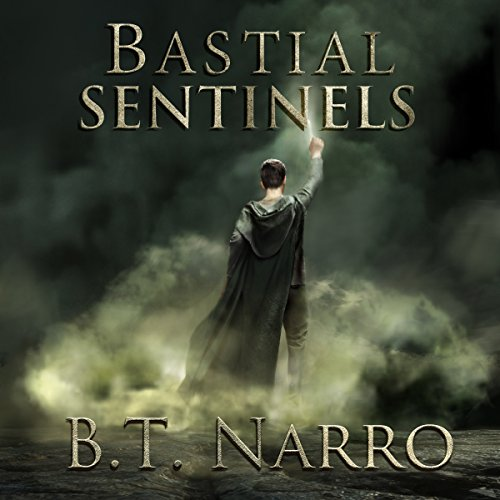 Bastial Sentinels audiobook cover art