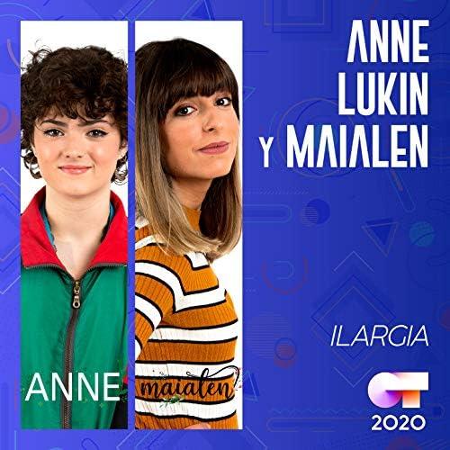 Anne Lukin & Maialen