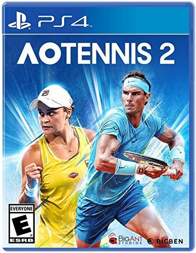 Ao Tennis 2 for PlayStation 4 [USA]