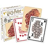 HARRY POTTER Gryffindor Carta de Juego