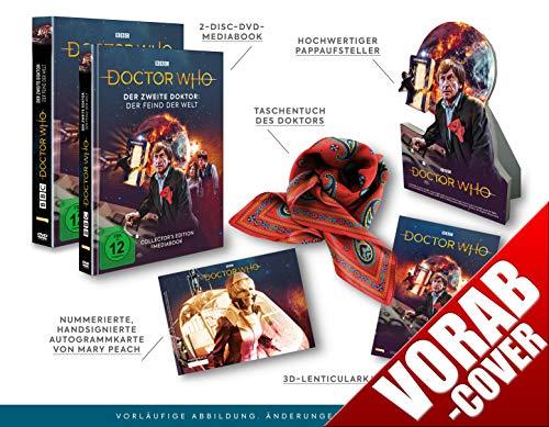 Doctor Who - Der Zweite Doktor: Der Feind der Welt (LIMITED SPECIAL EDITION) (exklusiv bei Amazon.de) [Limited Edition] [2 DVDs]